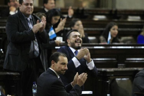 Diputado Javier Hernández, de FCN-Nación