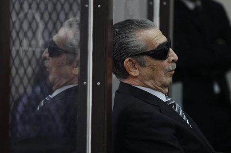 Ríos Montt en 2011